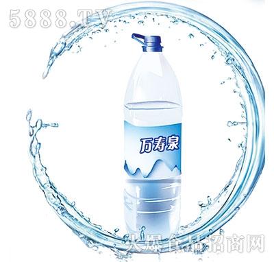 万寿泉小兴安岭天然矿泉水1.5L
