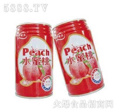 Peach水蜜桃果汁饮料310ml