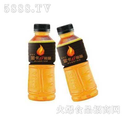 伊丽澳金卡8能量维生素饮料