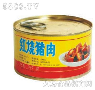 果莲牌397克红烧猪肉