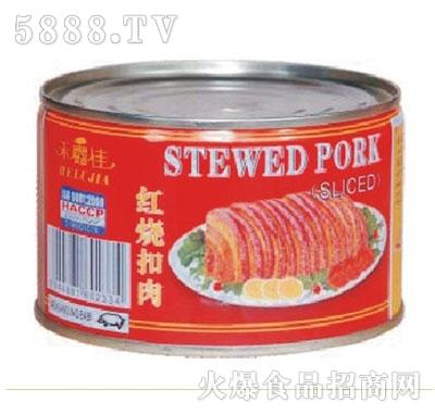 禾露佳牌397克红烧扣肉产品图