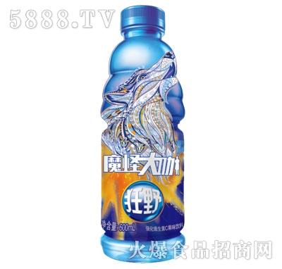 魔怪大咖强化维生素C果味饮料(瓶)