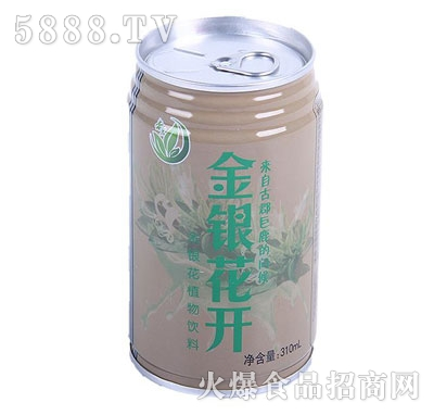 杏茗金�y花�_金�y花植物�料310ml