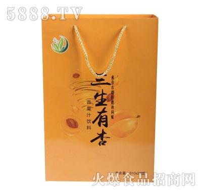 杏茗三生有杏杏果汁�料310mlX20罐