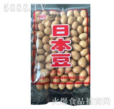 甘顺利民日本豆210g产品图