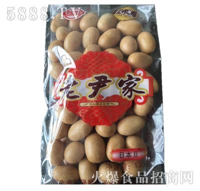 甘顺老尹家日本豆130g产品图