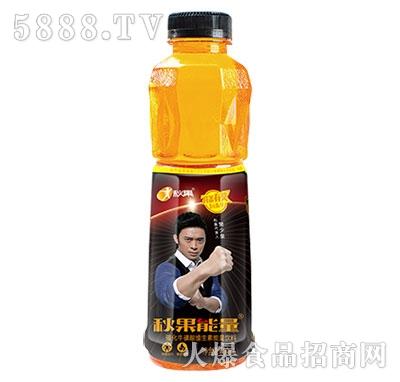 秋果强化牛磺酸维生素能量饮料600ml(正)