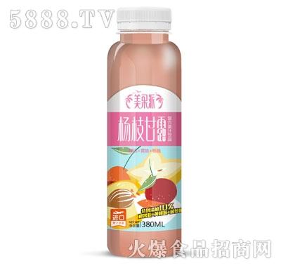 美果派杨枝甘露樱桃+黄桃+杨桃