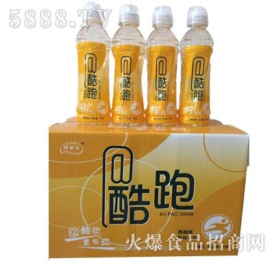 伊丽澳酷跑西柚味饮料550mlx15瓶