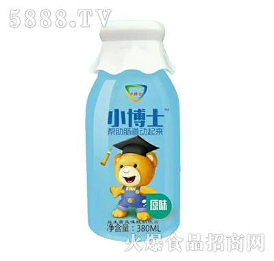 小博士原味益生菌风味酸奶饮品380ml