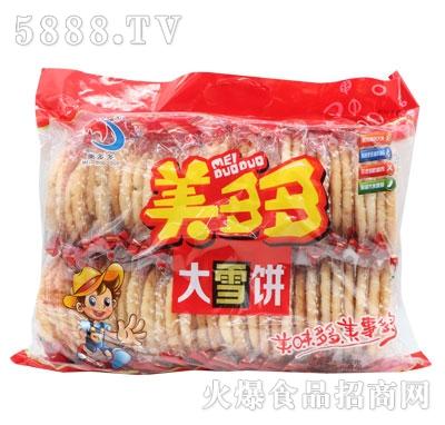 美多多大雪饼540克