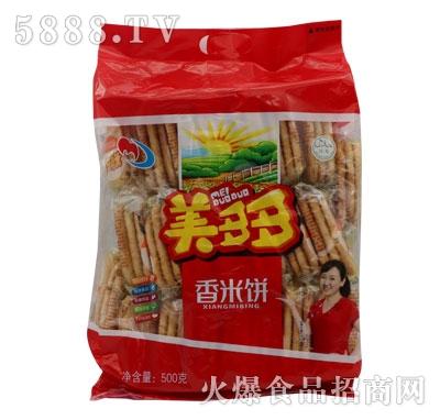 美多多香米饼500克