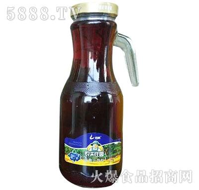 恒爱农夫庄园蓝莓汁1L
