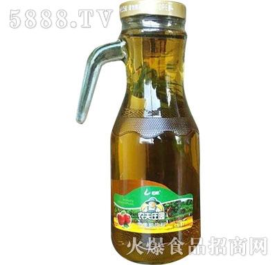 恒爱农夫庄园苹果醋1L