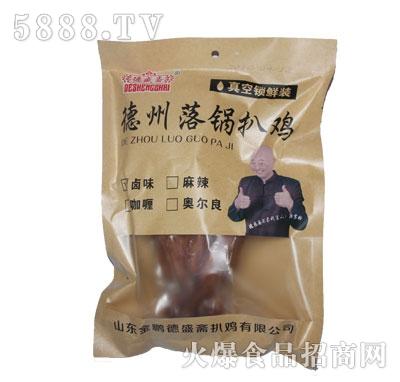 德盛斋落锅扒鸡550g产品图
