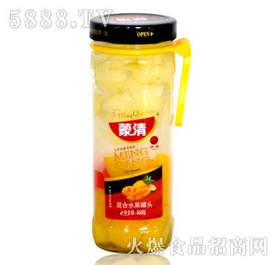 蒙清混合水果罐头460g