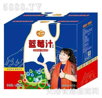 一小一样蓝莓汁1.5LX6瓶