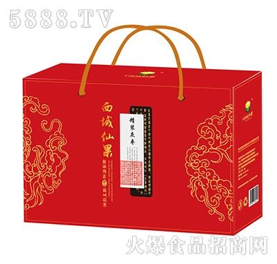 西域仙果精装康枣红枣系列