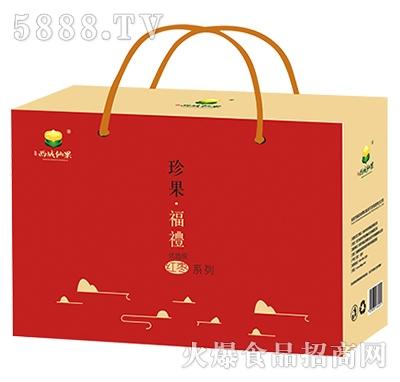 西域仙果珍果福礼红枣系列