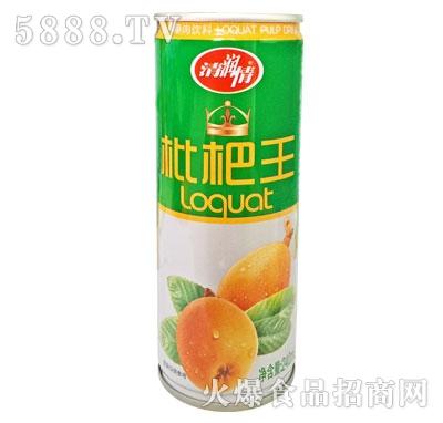 清润情枇杷果汁饮料240ml