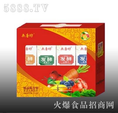 �o唐坊复合水果饮料1Lx4瓶