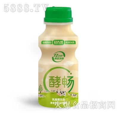 冠天然酵畅乳酸菌饮品