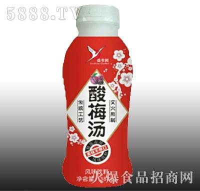 益生园酸梅汤风味饮料388ml