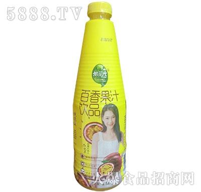 椰同学百香果汁1.5L