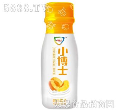 小博士黄桃味酸奶饮品316g