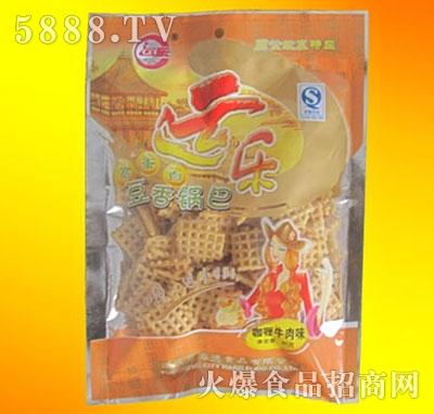 运乐锅巴咖喱牛肉味(袋)