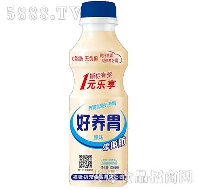 好养胃乳酸菌原味1000ml