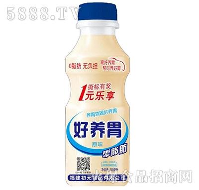 好养胃乳酸菌原味340ml