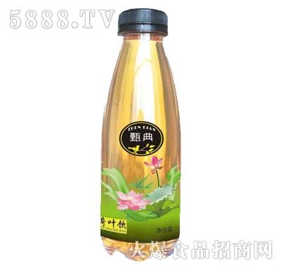 甄典青竹荷叶饮饮品450ml