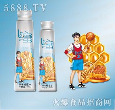 汉水绿梦原味蜂蜜水400ml