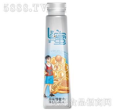 汉水绿梦原味蜂蜜水400ml瓶