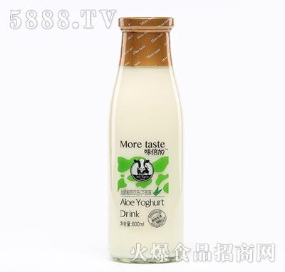味倍加芦荟酸奶800ml