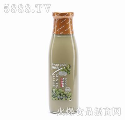 味倍加绿豆百合汁800ml