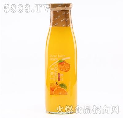 味倍加橙汁800ml