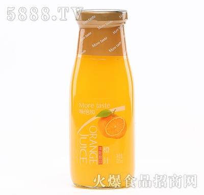 味倍加橙汁320ml