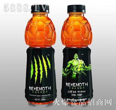 巨兽能量维生素饮料600ml