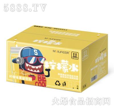 迈芙柠檬果味饮料(箱)