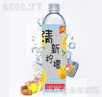 农夫果园柠檬果味饮料500ml