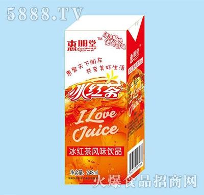 惠朋堂冰红茶风味饮品248ml