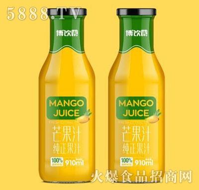博饮芒果汁910ml