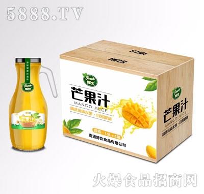 椰汇源芒果汁1.5LX6瓶