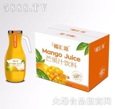 椰汇源芒果汁饮料1.5LX6