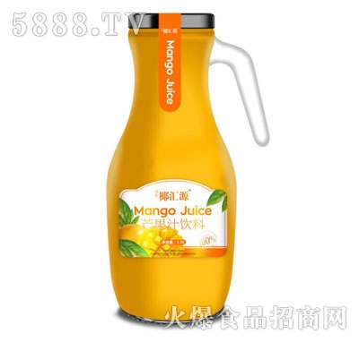 椰汇源芒果汁饮料1.5L