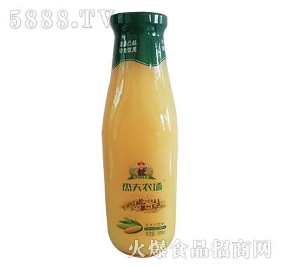 杰夫农场玉米汁1000ml