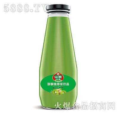 山果印象猕猴桃果汁原浆饮品