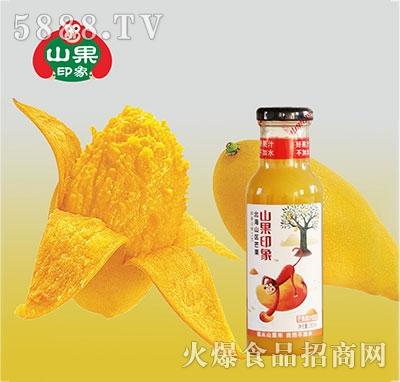 山果印象芒果汁饮料280ml